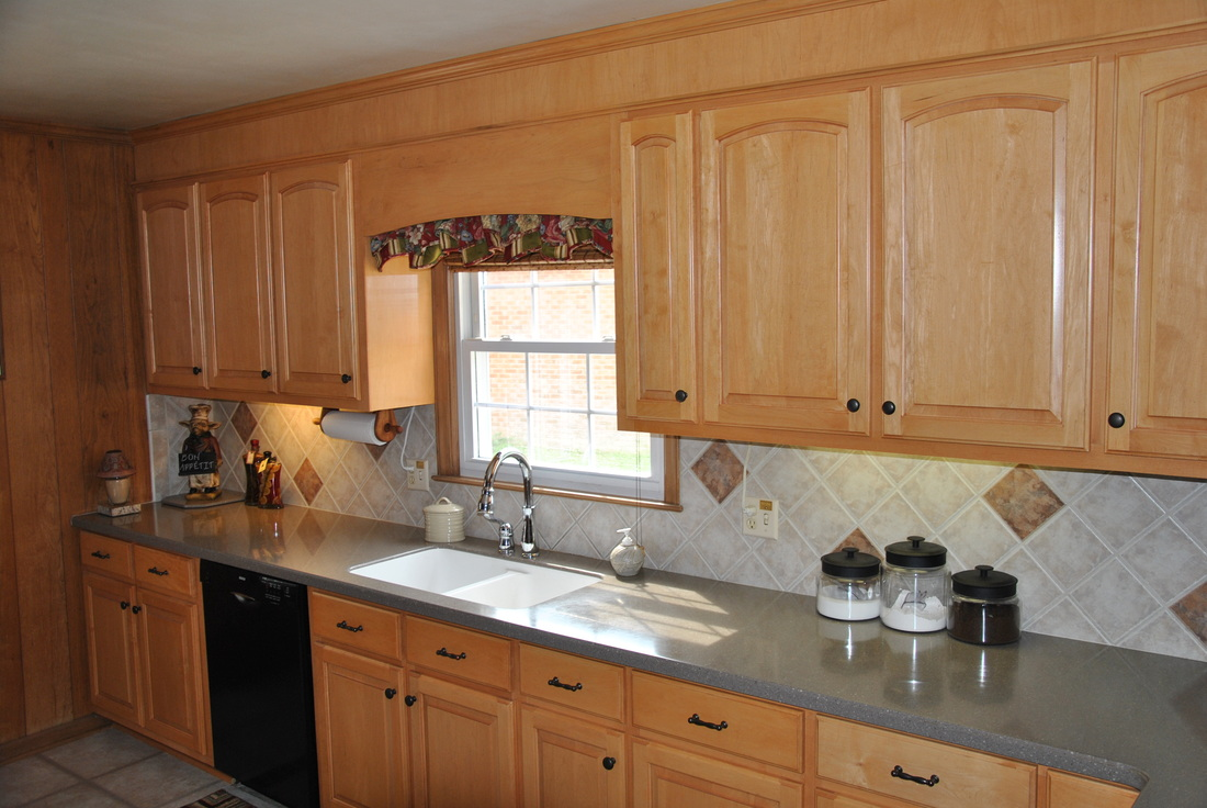 Cabinet Reface Gallery Woodards Cabinets